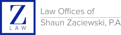 Law Offices of Shaun Zaciewski, P.A.