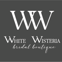 White Wisteria Bridal Boutique logo
