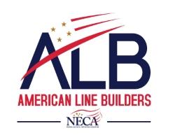 American Line Builders, NECA logo