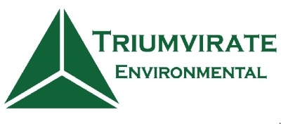 TRIUMVIRATE ENVIRONMENTAL logo