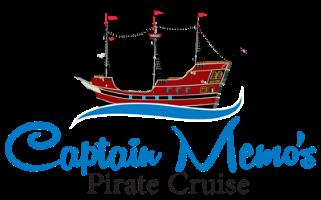 Captain Memo's Pirate Cruise logo