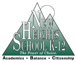 New Heights School logo