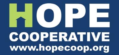 Hope Cooperative, TLCS