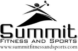 Summit Fitness and Sports logo