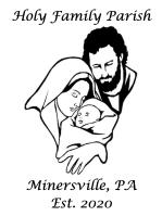 Holy Family Parish of Minersville logo