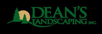 Dean's Landscaping Inc. logo