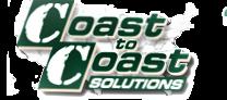 COAST TO COAST SOLUTIONS logo