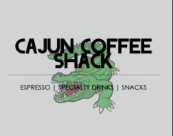 cajun coffee shack