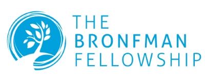 Bronfman Fellowship logo