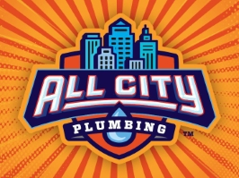 All City Plumbing Drain Cleaning & rooter logo