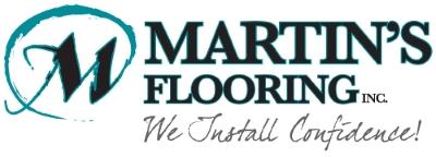 Martin's Flooring logo