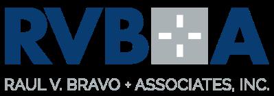 Raul V. Bravo + Associates, Inc. logo