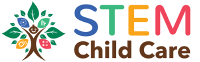 STEM Child Care logo