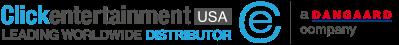 Click Entertainment USA logo