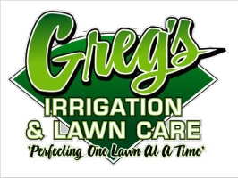 Greg's Irrigation & Lawn care logo