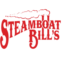 Steamboat Bill's Pearland logo