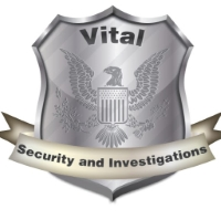 Vital Security & investigations logo