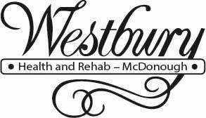 Company Logo Westbury Health & Rehabilitation Center - McDonough
