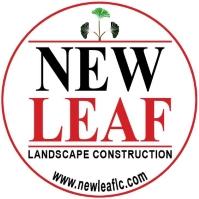 New Leaf Landscape Construction logo