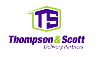 Thompson & Scott Delivery Partners Moving Division logo
