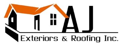 AJ Exteriors & Roofing Inc. logo