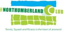 Company Logo The Northumberland Tennis and Squash club