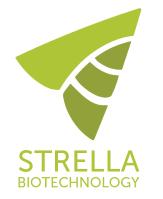 Company Logo Strella Biotech