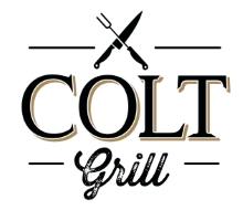 Colt Grill, BBQ & Spirits logo