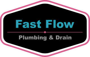 Fast Flow Plumbing and Drain logo