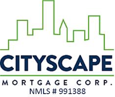 Cityscape Mortgage Corp logo