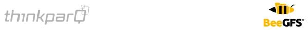 Company Logo ThinkParQ GmbH