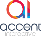 Company Logo Accent Interactive