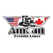 AmCan Freight logo