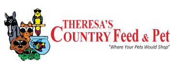Theresa's Country Feed and Pet logo