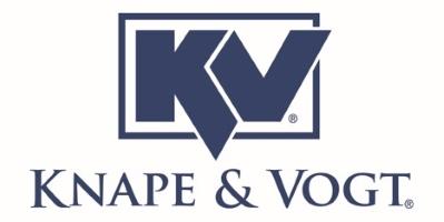 Company Logo Knape & Vogt