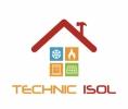 Company Logo technic isol