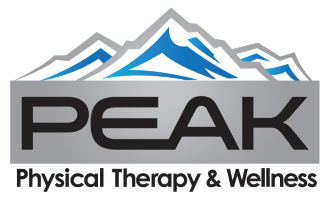Peak Physical Therapy and Wellness logo