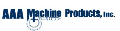 Company Logo AAA Machine Products