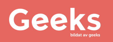 Company Logo SweClockers / Geeks AB