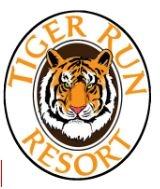 Tiger Run Resort logo