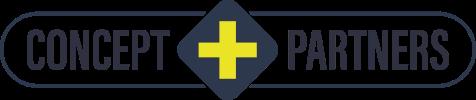 Company Logo Concept+Partners