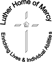LUTHER HOME OF MERCY logo
