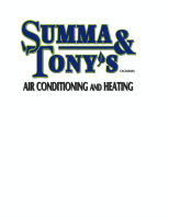 Summa & Tony's Air Conditioning and Heating logo