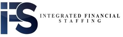 Integrated Financial Staffing LLC logo