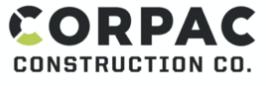 Company Logo Corpac Construction Company