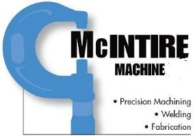 Company Logo MCINTIRE MACHINE