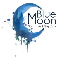 Company Logo Blue Moon Salon and Day Spa
