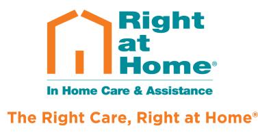 Company Logo Right at Home