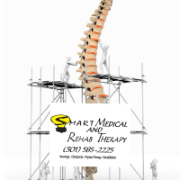 Company Logo Smart Medical and Rehab Therapy