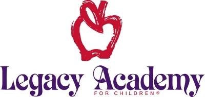 Company Logo Legacy Academy for Children - Smyrna
